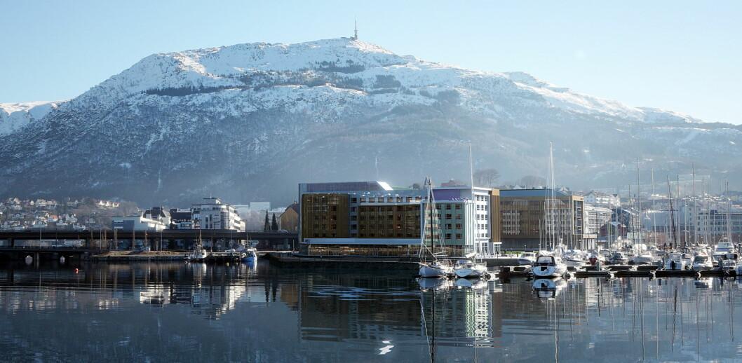 Nå skal Marriott Hotels, med Moxy, etablere seg i Bergen. (Foto: Moxy Hotels)