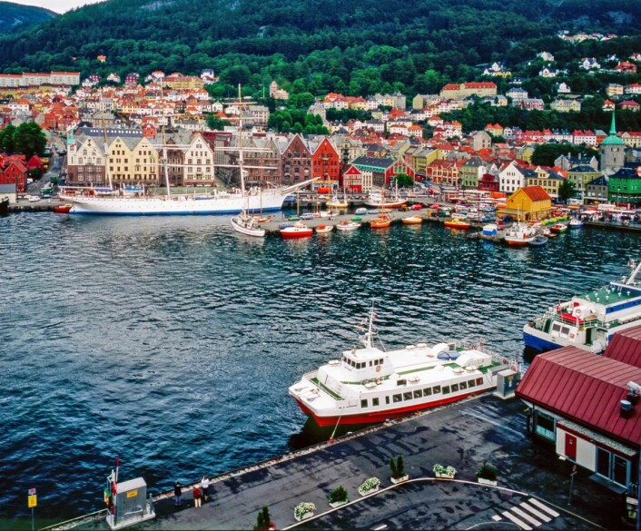 Et danskdrevet selskap skal drive Moxy-hotellet i Bergen. (Illustrasjonsfoto: Colourbox.com)