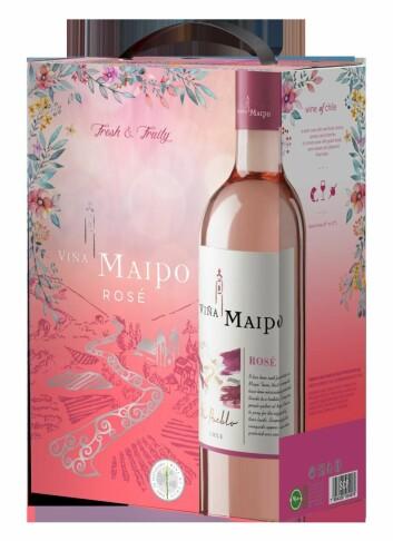 Viña Maipo Rosé