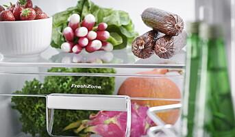 Nordisk mattrend former kjøleskapene