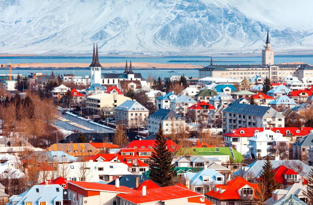 Reykjavik. (Foto: Radisson Hotel Group)