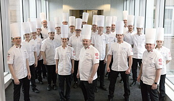 Lærlingtur til World Culinary Cup i Luxembourg