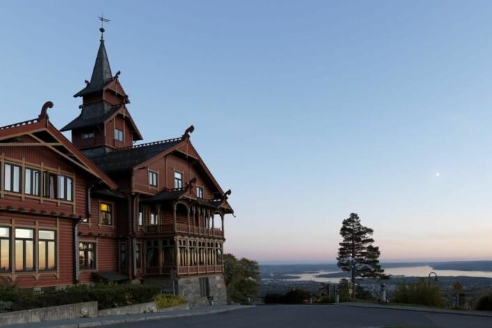 Scandic Hollmenkollen Park. (Foto: Scandic Hotels)