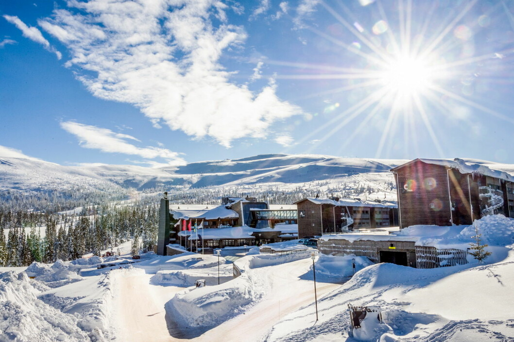 Radisson Blu Mountain Resort i Fageråsen i Trysil. (Foto: Radisson Hotel Group)