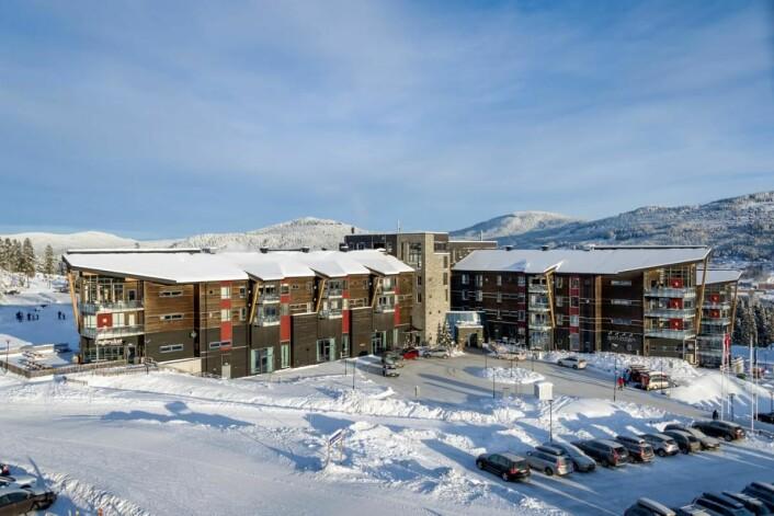 Radisson Blu Resort Trysil. (Foto: Ola Matsson)