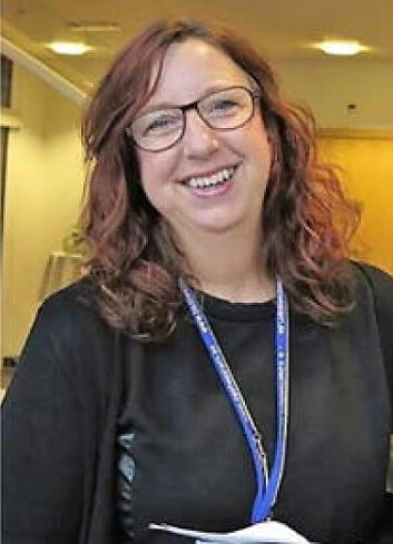 Maria Åhgren. (Foto: Radisson Hotel Group)