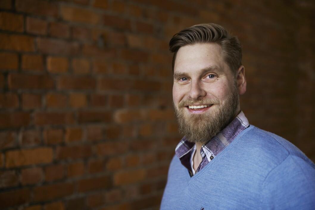 Brand manager for Munkholm hos Ringnes, Pål Strutz. (Foto: Ringnes)