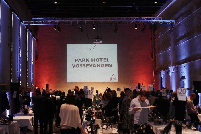 Norges beste vinkart. (Foto: Preben Torgalsbøen)