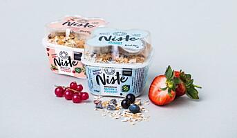 Niste – den nye matpakka fra Rørosmeieriet