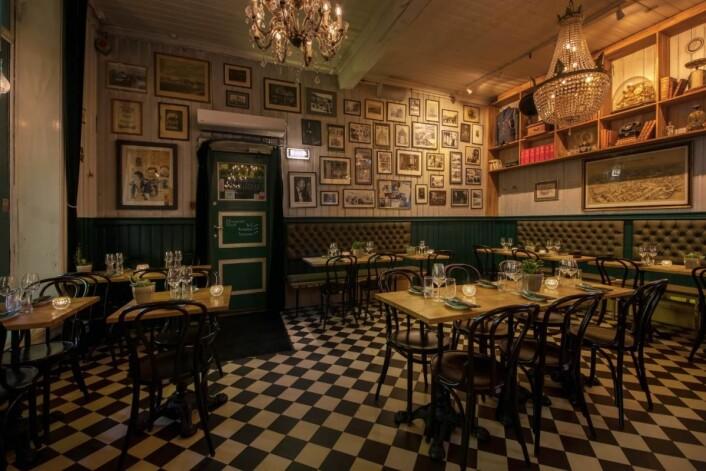Fra Justisen. (Foto: Justisen Restaurant, Bar & Bakgård)