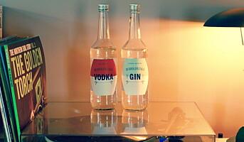 Palmer Spirits lanserer vodka og gin