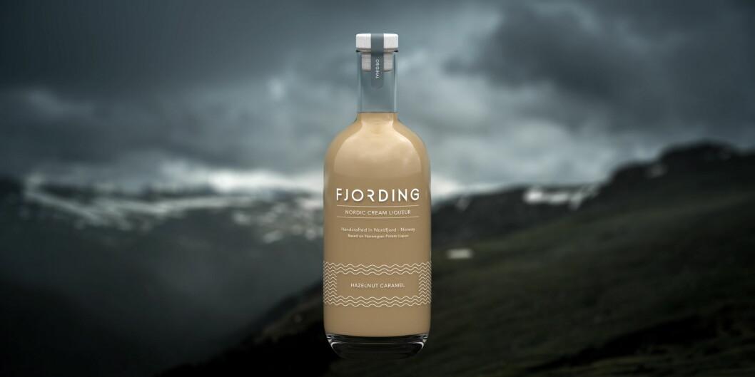 Norges første kremlikør. (Foto: Fjording)