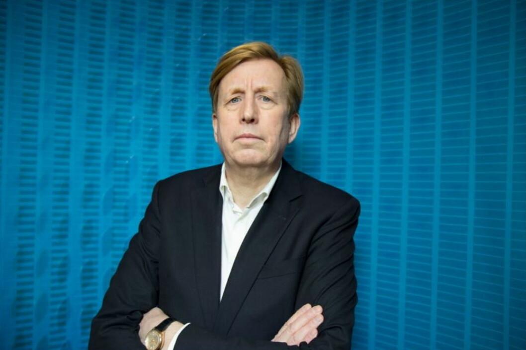 Lars A. Midtgaard slutter som administrerende direktør i Hansa Borg Bryggerier. (Foto: Hansa Borg Bryggerier)
