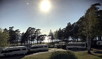 Spår tidenes norske camping-sommer