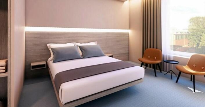 Thon Hotels har to hoteller i Kristiansand.(Foto: Jon Petter Thorsen/Aptum)
