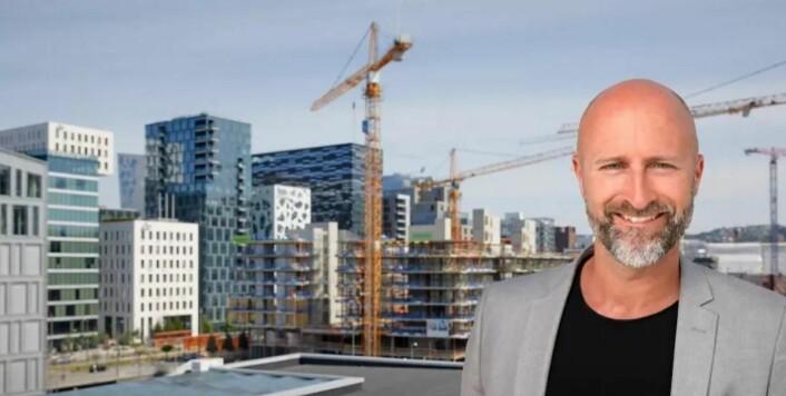 Robert Holan skal lede Clarion Hotel Oslo i Bjørvika, som åpner neste år. (Foto: Nordic Choice Hotels)