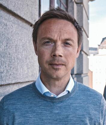 Martin Andersen er ansatt som kommersiell direktør for Amerikalinjen i Oslo. (Foto: Nordic Choice Hotels)