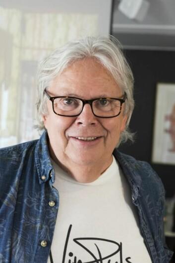 Ulf Dalheim. (Foto: Henriette Urke Kittelsen)