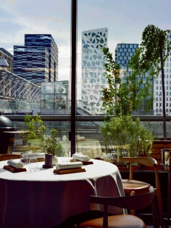 Maaemo er rangert som den 35. beste restauranten i verden. (Foto: Maaemo)