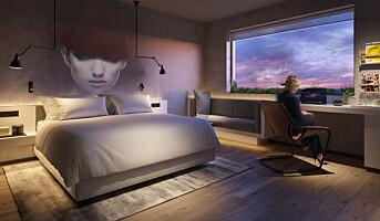 Første Radisson Red-hotellet i Skandinavia