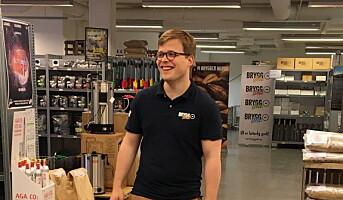 Ny daglig leder for Bryggselv Megastore