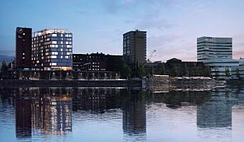 Nytt Clarion-hotell i Umeå