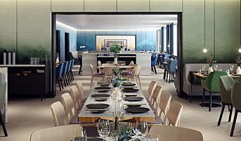 Restaurant Nova, Hotel Norges nye restaurant