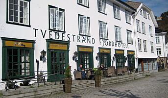 Tvedestrand Fjordhotell inn i Best Western
