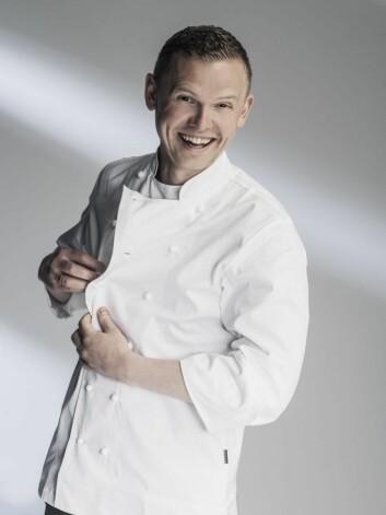 Tore Espenes er kjøkkensjef for Restaurant Nova på Hotel Norge by Scandic. (Foto:Francisco Munoz)