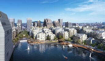 Nye Oslo i kraftig vekst