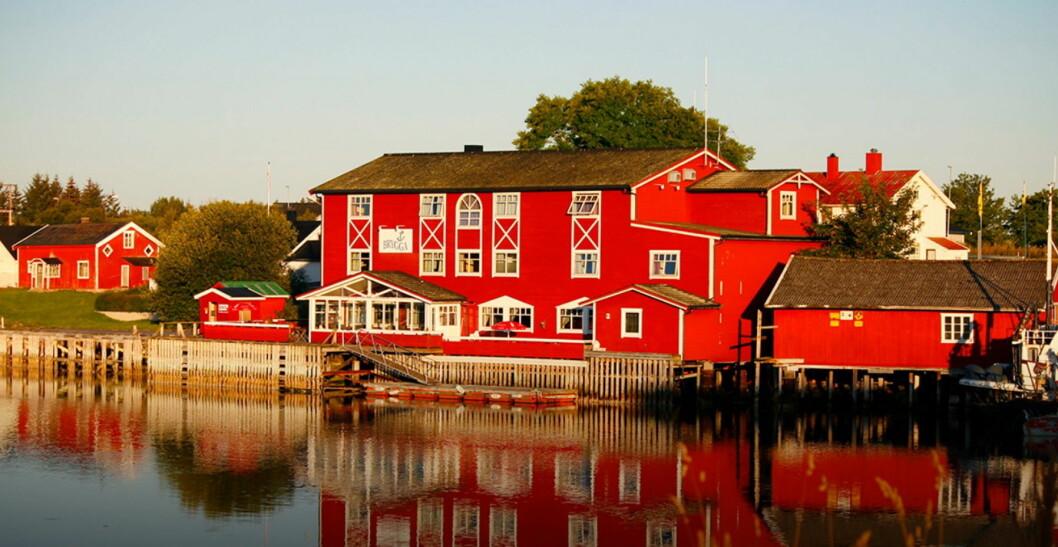Herøy Brygge. (Foto: Herøy Brygge)