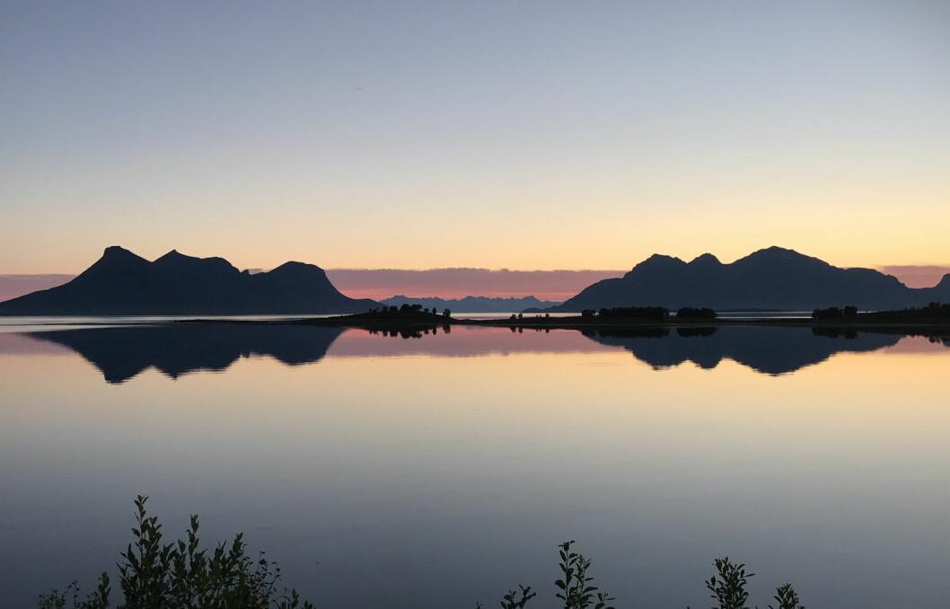Nordland. (Foto: Morten Holt)