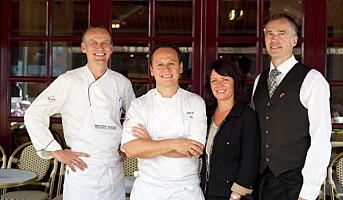 Aktive eiere og satsing på menneskene hos Brasserie France