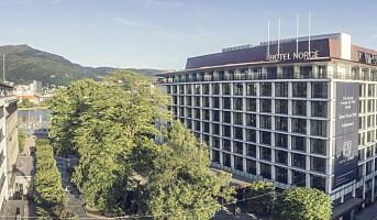 Hotel Norge by Scandic er åpnet