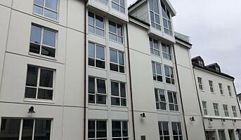 Ålesund-hotell fra Radisson Blu til Quality