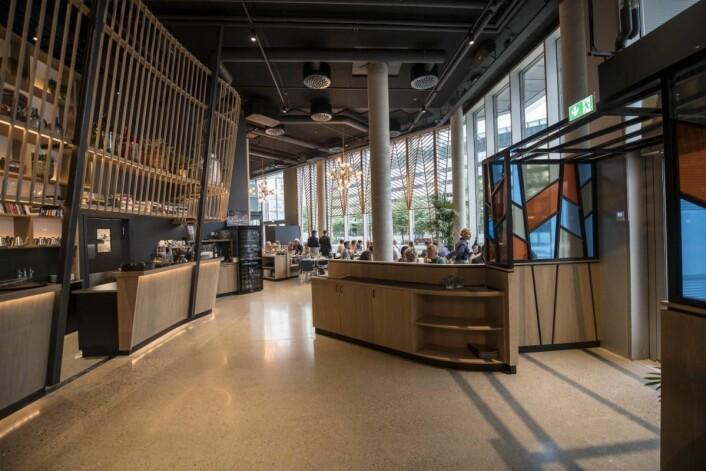 Restaurant Edda åpnet 1. juni. (Foto: Edda)