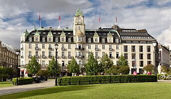 Internasjonal heder til Grand Hotel