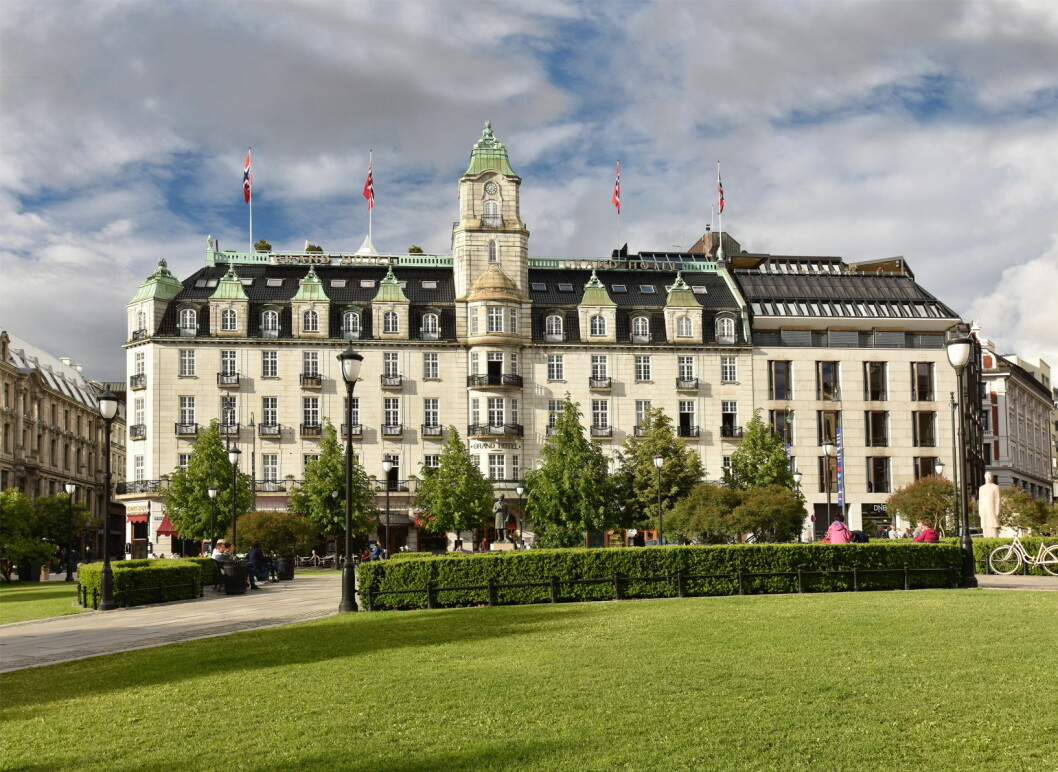 Grand Hotel Oslo by Scandic. (Foto: Scandic Hotels)