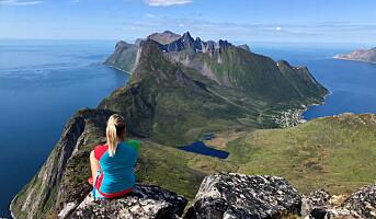 Toppkokk til Arctic Haute Route