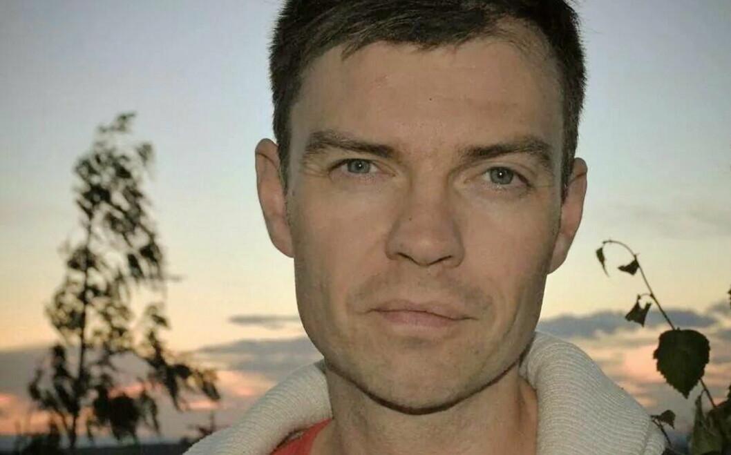 Morten Laupstad er ansatt som kjededirektør for Utvalgte Spisesteder. (Foto: Privat)