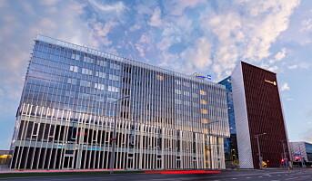 Har blitt Litauens største hotell