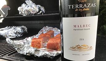 Argentinsk vin til kjøtt og burger