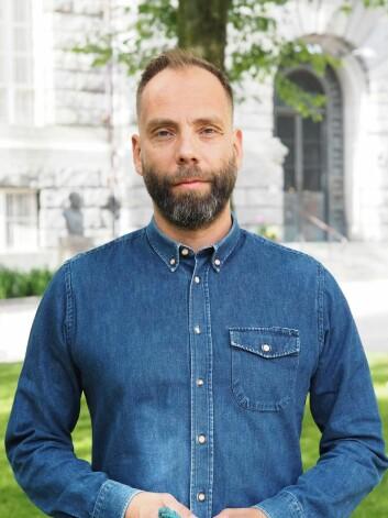 Daglig leder for Døgnvill Burger, Tarje Haakstad. (Foto: Døgnvill Burger)