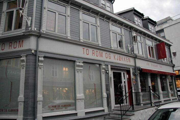 To Rom og Kjøkken er en av fire finalister fra Trondheim. (Foto: Morten Holt)