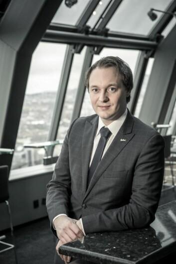 Frank Ove Wennevik er ny hotelldirektør for Radisson Blu Park Hotel Fornebu. (Foto; Radisson Hotel Group)