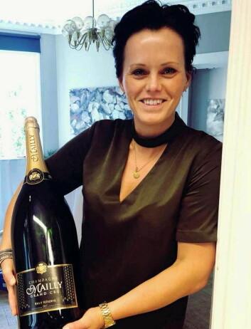 Ida Elisabeth Dønheim blir restaurantsjef og assisterende hotelldirektør på Britannia Hotel i Trondheim. (Foto: Britannia Hotel/privat)