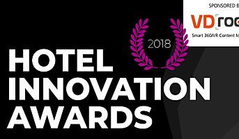 Nominert for banebrytende hotell-teknologi