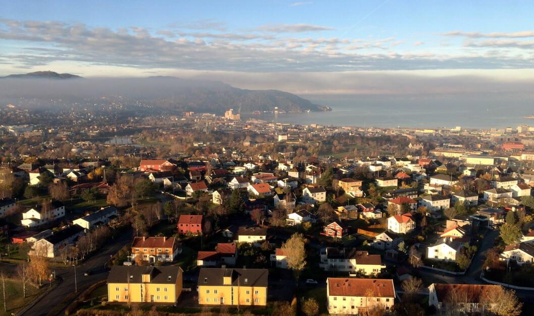 Scandic skal bygge Trondheims største hotell. (Illustrasjonsfoto: Morten Holt)