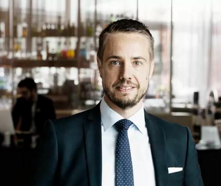 Henrik Berghult (Foto: Nordic Choice Hotels)