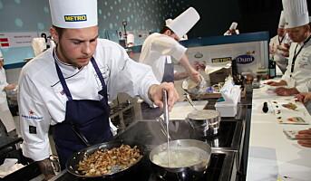 Åpner restematrestaurant i Oslo